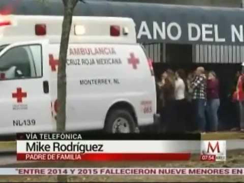 Tiroteo en escuela de NL: entrevista con Mike Rodríguez, padre de familia