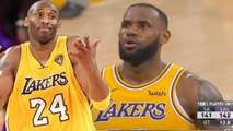 """Lakers Fans Rip Lebron James For Not Being Clutch Like Kobe! """"Kobe Bryant Wouldn't Miss"""""""