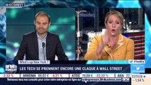 What's Up New York: Les tech prennent encore une claque à Wall Street - 23/10