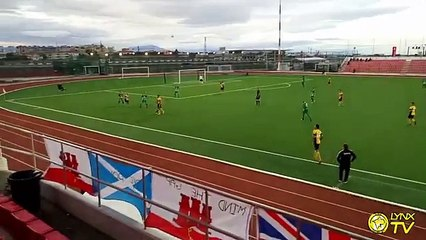 SECOND HALF #PLAYOFFLYNX FC v FC Olympique 13 Gibraltar