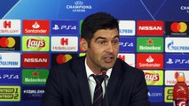 Shakhtar Donetsk reaction after 3-0 UCL defeat by Manchester City