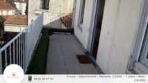 A louer - Appartement - Marseille (13008) - 1 pièce - 28m²