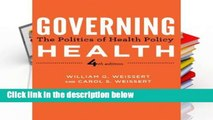 D.O.W.N.L.O.A.D [P.D.F] Governing Health: The Politics of Health Policy [P.D.F]
