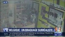 Surréaliste ! Un commerçant belge conseille à ses braqueurs de repasser plus tard, ils sont finalement accueillis par la police