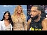 Kourtney Kardashian Supporting Khloe To Forget About Tristan Thompson