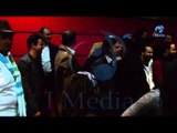 العرض الخاص لفيلم أوشن 14 | صورة جماعية من داخل صالة العرض للأبطال مع أشرف عبد الباقى