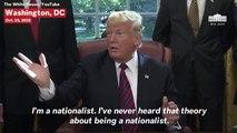 Donald Trump Denies Sending White Nationalist Dog Whistle