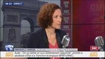 """Emmanuelle Wargon maintient qu'elle """"ne défend pas l'huile de palme"""""""
