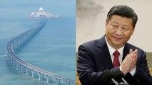 China ने Sea पर बना दिया World Longest Bridge; World Longest Sea Bridge in China | वनइंडिया हिंदी