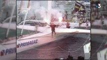 1998  2e victoire de Laurent Bourgnon sur le Rhum! - 40 ans de Route du Rhum - #16