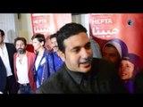 العرض الخاص لفيلم هيبتا | صورة جماعية لأبطال الفيلم عمرو يوسف وياسمين رئيس و هاني عادل!