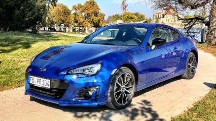 Subaru BRZ Sport+ - Test & Fahrbericht des kleinen Sportcoupés