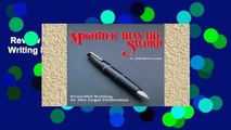 Review  Mightier Than the Sword: Powerful Writing in the Legal Profession/Legal
