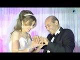 فرح طارق الشناوي | موقف محرج جداُ زوجة طارق الشناوي مش عارفة تقلع الدبلة - مسخرة!