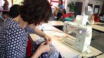 Reportage - Confectionner ses propres vêtements avec des ateliers coutures