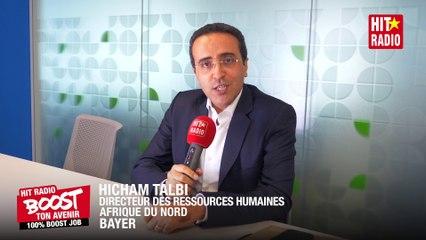 LE D.R.H. DE BAYER VOUS CONSEILLE - 100% BOOST JOB
