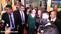 فريدة بطلة مسلسل سامحيني في المغرب شاهد استقبال المغاربة لها