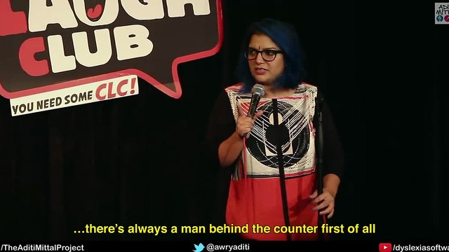 Bra Shopping  Stand Up Comedy by Aditi Mittal (2)