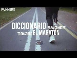 El diccionario del maratón