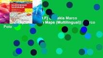 D.O.W.N.L.O.A.D [P.D.F] Slovakia Marco Polo Map (Marco Polo Maps (Multilingual)) (Marco Polo