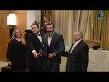 تكريمات منتدي السلام العربي | تكريم ياسر جلا
