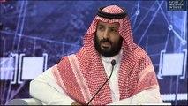 Saudi Crown Prince Mohammed bin Salman addresses Jamal Khashoggi killing