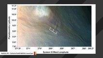 NASA's Juno Spacecraft Spots Jupiter Wave Trains