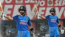India vs West Indies 2nd ODI : Virat Kohli Hailed by Fans after 10000 ODI Runs| वनइंडिया हिंदी