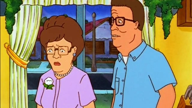 King of the Hill S03E25 - As Old as the Hills
