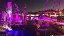 Lumière sur les bateaux de la Route du Rhum