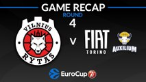 Highlights: Rytas Vilnius - Fiat Turin