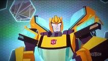 Tranformers Cyberverse - S01E09 - Shadowstriker