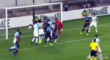 RÉSUME Marseille  (OM) 1 - 3 Lazio Rome  / Buts