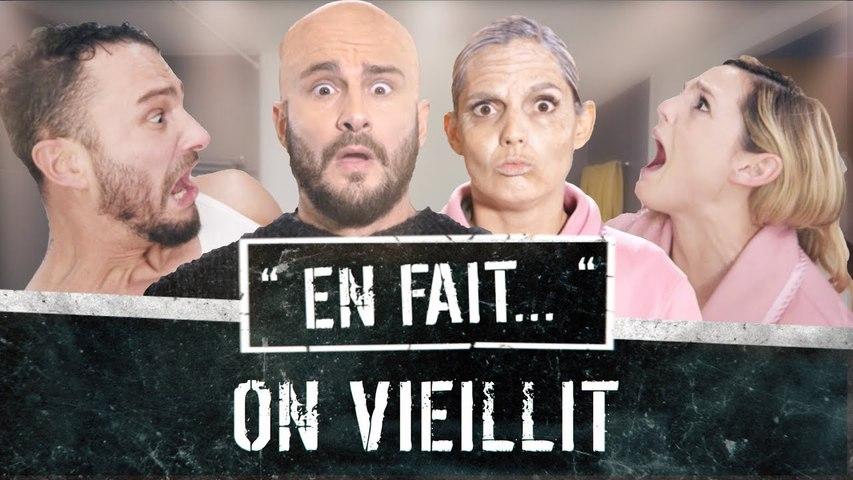 QUAND tu as PEUR de VIEILLIR... (Vincent Scalera - Léa Camilleri) #ENFAIT S02Ep.18