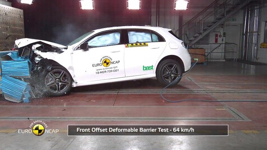 Mercedes-Benz A-Class - Crash Tests 2018