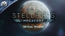 Stellaris : Megacorp - Teaser d'annonce