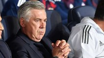 Carlo Ancelotti juge la prestation du PSG
