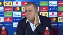 Galatasaray - Schalke 04 Maçının Ardından - Galatasaray Teknik Direktörü Fatih Terim(4)