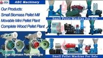 Biomass Pellet Plant – how to make wood pellets (pellet plant, pellet mill)
