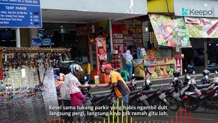 PENDAPAT MEREKA TENTANG TUKANG PARKIR DI INDONESIA #KEEXPOSE