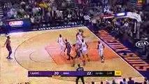 Los Angeles Lakers vs Phoenix Suns 1st Half Highlights   10242018, NBA Season[1]
