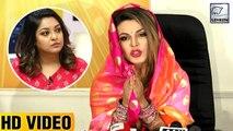 Rakhi Sawant's SHOCKING Revelation On Tanushree Dutta | WATCH VIDEO