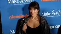 Sarah Shahi 2018 Wish Gala Red Carpet