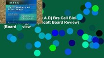 F.R.E.E [D.O.W.N.L.O.A.D] Brs Cell Biology and Histology (Lippincott Board Review) (Board Review