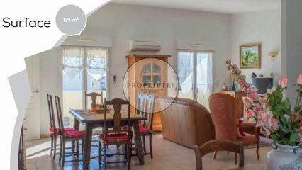 A vendre - Appartement - Sete (34200) - 4 pièces - 121m²