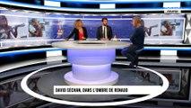 """Renaud """"en phase de reconstruction"""" selon son frère David Séchan (exclu vidéo)"""