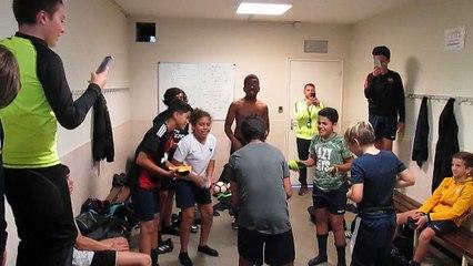 2018-10-20 U15 D5 Puiseux en France Vidéo