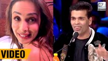Karan Johar Teases Malaika Arora For Celebrating Her Birthday With Arjun Kapoor In Italy