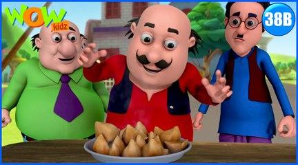 Motu Patlu in Hindi | Motu Ki Yaadash| Cartoon for Kids | Wow Kidz