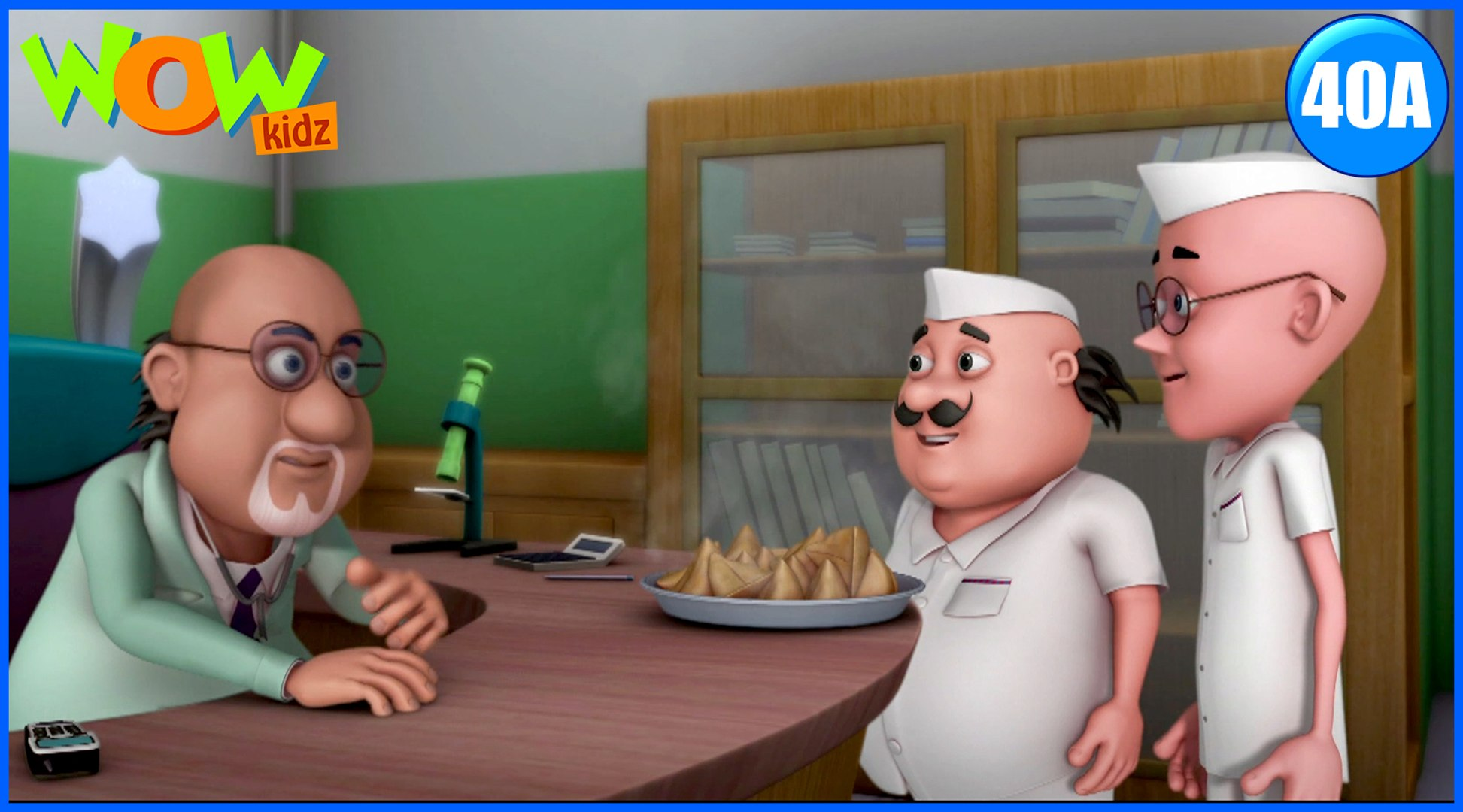 Motu Patlu in Hindi   Ward Boys   Cartoon for Kids   Wow Kidz